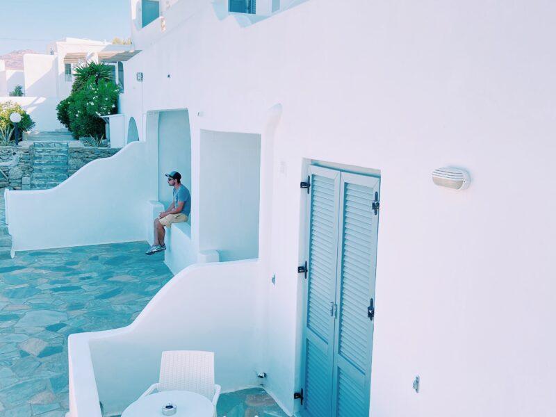 Grèce Mykonos santorin